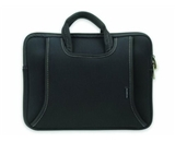 Scosche - netSUIT Pro Carrying Case for 12- Netbook - Black
