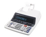 Sharp QS-2760H 12-Digit Desktop Printer Calculator