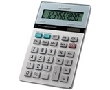 Sharp EL-334MB Semi Desktop 10 Digit Calculator