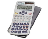 Sharp EL-520VB Direct Algebraic Logic Calculator