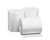 Single-Ply Thermal Paper Rolls, 2-1/4- x 80 ft, White, 50/Carton by UNIVERSAL