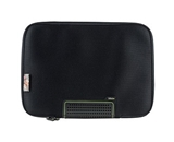 Solo Tech Collection TCB102-4 CheckFast X-Ray Friendly Airmesh Neoprene Notebook Sleeve -17- (Black)
