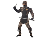 Special Ops Ninja Child Costume-Small