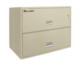Sentry 2L3600 2 Drawer - Fire Resistant