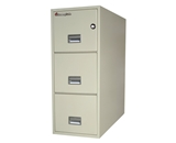Sentry 3T3131 3 Drawer 31- Deep Fire And Water Resistant Vertical Legal File