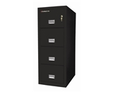 Sentry 4G3120 4 Drawer Legal - Fire and Impact Resistant - 2 hour rated