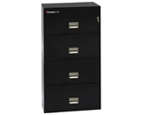 Sentry 4L3010 4 Drawer - Fire and Impact Resistant