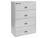 Sentry 4L3600 4 Drawer - Fire Resistant