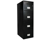 Sentry 4T2510 4 Drawer Letter - Fire and Impact Resistant