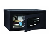 Sentry HL100ESB Card swipe, 1.1 cu. ft., black