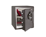 Sentry SFW205DPB Combination - Fire, Impact Resistant, 2.0 cu. ft.
