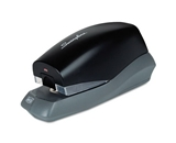Swingline® - Breeze Automatic Stapler, 20-Sheet Capacity, Black - Sold As 1 Each - Keep your cool with this automatic stapler-just insert paper and it staples for you.