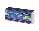 Swingline S.F. 4 Premium Chisel Point Staples, 0.25 Inch Leg Length, 1 Box, 5, 000 Staples per Box, Silver