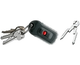 Swiss Tech SSSDL Micro Pro C 9 in 1 Keyring Tool with Light