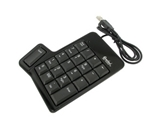 Syba USB Numeric Keypad with 19 Keys + Space Bar for Laptops (Manufacturer Part # CL-USB-NUMSPC)