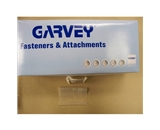 Garvey TAGS-43601 1-1/2- J-Hook Style Fasteners - 5000 Count