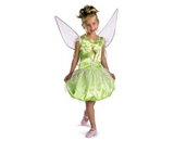 Tinkerbell Deluxe - Size: Child S(4-6x) - By Disney-s Fairies