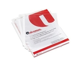 Top-Load Poly Sheet Protectors Economy Letter 200/Box
