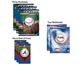 Turner Atlanta Braves Non Dated Combo Pack (8140476)