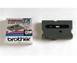 Brother TXB311 Black on Florescent Orange P-Touch Tape