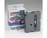 Brother TXSE5 Black on White P-Touch Security Tape