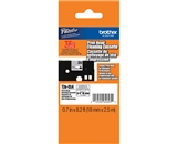 Brother TZCL4 3/4 In. Cleaning Tape Cartridge, TZ-CL4