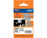 Brother TZCL6 1.5 Inch Cleaning Tape