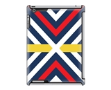 Uncommon LLC X Stripes Deflector Hard Case for iPad 2/3/4 (C0010-FE)
