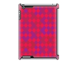 Uncommon LLC Criss Cross Deflector Hard Case for iPad 2/3/4 (C0010-KI)