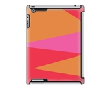 Uncommon LLC Deflector Hard Case for iPad 2/3/4 - Block Zig Zag (C0060-HQ)