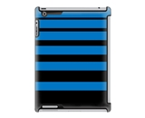 Uncommon LLC Blue Stripe Steps Deflector Hard Case for iPad 2/3/4 (C0060-IA)
