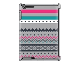 Uncommon LLC Deflector Hard Case for iPad 2/3/4, Fair Isle Gray (C0060-KY)