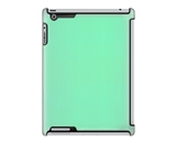 Uncommon LLC Deflector Hard Case for iPad 2/3/4, Green Mint Texture (C0060-TZ)