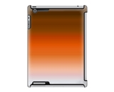 Uncommon LLC Deflector Hard Case for iPad 2/3/4, Orange Brown Gradient (C0070-OM)