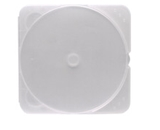 Verbatim CD/DVD Clear TRIMpak Cases - 200pk (bulk),Minimum Qty. 1 - 93975