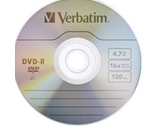 AZO DVD-R 4.7GB 16X with Branded Surface - 50pk Spindle, Pack of 50, Minimum Qty. 6 - 95101