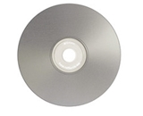 Verbatim CD-RW 700MB 2X-4X DataLifePlus Silver Inkjet Printable with Branded Hub - 1pk Jewel Case,Minimum Qty. 100 - 95160