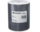 Verbatim CD-R 700MB 52X White Thermal Printable, Hub Printable - 100pk Spindle,Minimum Qty. 4 - 95254