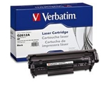 HP Q2612A Remanufactured Laser Toner Cartridge,Minimum Qty. 4 - 95387