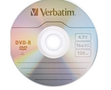 AZO DVD-R, Pack of 10, Minimum Qty. 6 - 96938