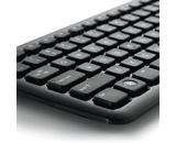 Verbatim Wireless Slim Keyboard and Optical Mouse - Black,Minimum Qty. 6 - 96983