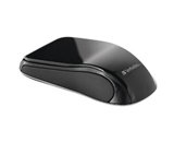 Verbatim Wireless Optical Touch Mouse, Piano Black 97564,Minimum Qty. 6