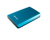 Verbatim 500GB Store ?n? Go Portable Hard Drive, USB 3.0 ? Blue,Minimum Qty. 2 - 97657