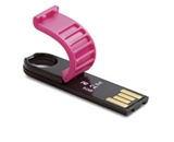 Verbatim GB Micro Plus USB Flash Drive - Hot Pink,Minimum Qty. 12 - 97757