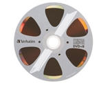 Verbatim DVD+R 4.7GB 8X with DigitalMovie Surface - 10pk Bulk Box,Minimum Qty. 6 - 97936