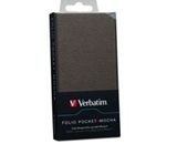 Verbatim Folio Pocket Case for iPhone 5 - Mocha Brown,Minimum Qty. 6 - 98088