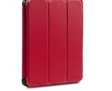 Verbatim Folio Flex Case for iPad Air - Red,Minimum Qty. 6 - 98408