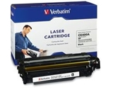 HP CE400A Black Remanufactured Laser Toner Cartridge,Minimum Qty. 4 - 98464