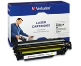 HP CE402A Yellow Remanufactured Laser Toner Cartridge,Minimum Qty. 4 - 98466