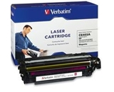 HP CE400A Magenta Remanufactured Laser Toner Cartridge,Minimum Qty. 4 - 98467